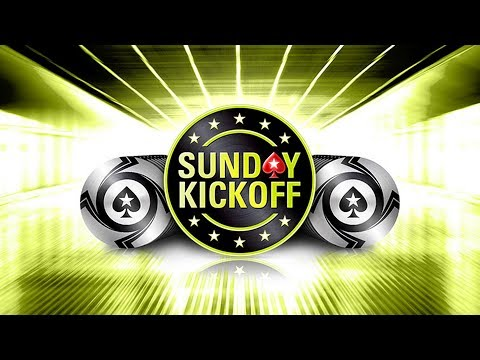 The Sunday Kickoff, Pokerstars Sunday Major Poker Tournament (25 Mar)