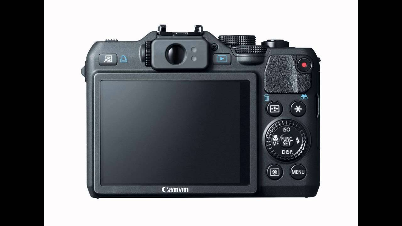 canon g15 digital camera tutorials buttons and exterior features rh youtube com canon powershot g15 manual download Canon PowerShot G15 G9