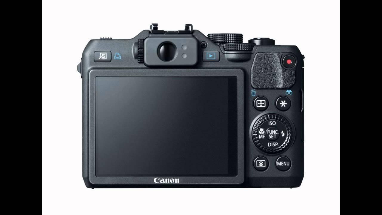 canon g15 digital camera tutorials buttons and exterior features rh youtube com Canon Cameras Canon Cameras