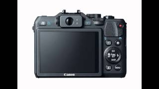 Canon G15 - Digital Camera Tutorials - buttons and exterior features