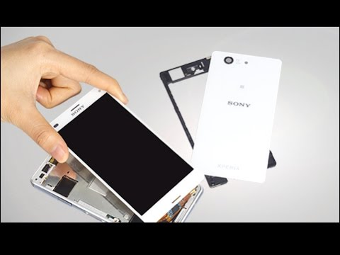 Sony Xperia Z3 Compact Assembly