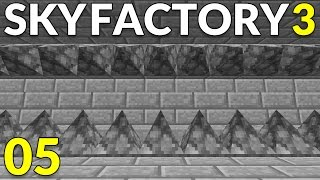 Sky Factory 3 05 The Best Mob Farm!