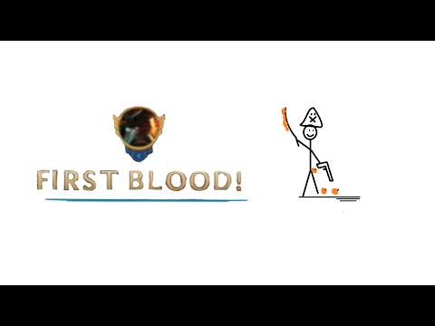 Gangplank Guaranteed First Blood(League of Legends)