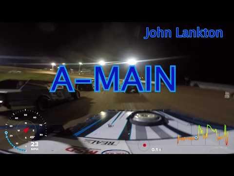 S03-E419 John Lankton in-car camera @ Springfield Raceway 08-17-2019