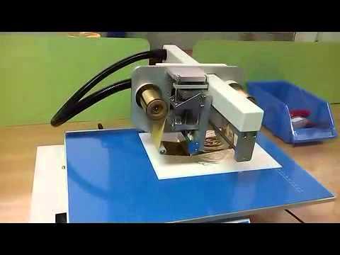 Triaxial Flat Foil Printer AT 3025