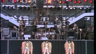 1978年4月4日のファイナルカーニバルの映像です。アースウィンドアンド...