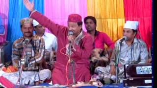 Azim Naza Qawwali ll Kamliwale Ke Deedar Ke waaste ll Best HD video