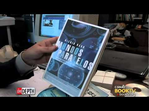 Book TV - Michio Kaku Interview on Writing Books