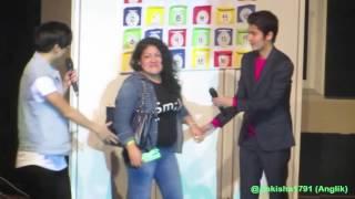 Kim Kyu Jong en Perú, Juego de Preguntas [07/10/2015] Latin American Tour