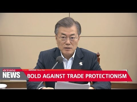 S. Korean President orders resolute action against U.S. unfair import tariffs
