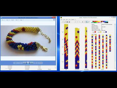 Crochet Charts by Stitch Works Software (With images) | Crochet ... | 360x480
