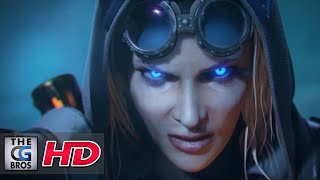 "Download CGI 3D Animated Short: ""WARMACHINE""  - by Matthew D. Wilson 