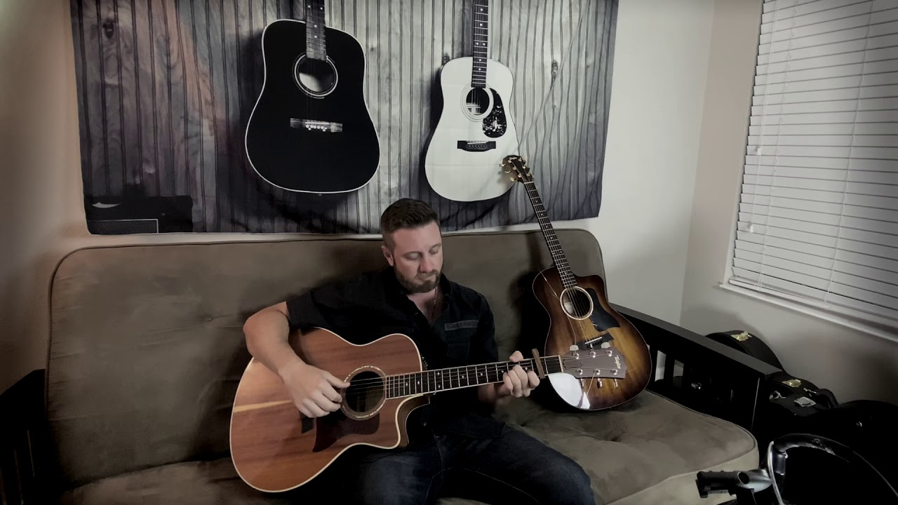"Cover of Johnny Cash's ""Hurt"" performed by Gregory Drummonds"