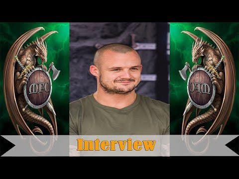 MFC CON: Josh Herdman Interview