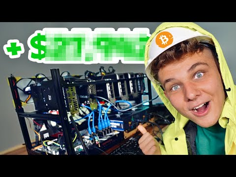 I Tried Mining Bitcoin For a Week