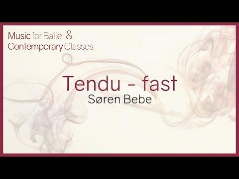 Music for Ballet Class. Tendu (fast) Free Sheet Music!