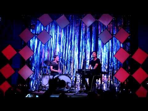 Matt & Kim - Lessons Learned (Live @ The Westcott Theater - 9/15/2010)