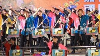 日本八王子高等学校吹奏楽部 戶外音樂會 2015嘉義市國際管樂節
