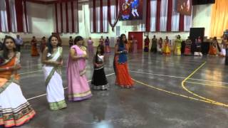 NAVRATRI 2014 ATLANTA SHAKTI MANDIR DAY 8 [PART 3]