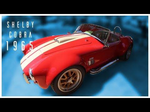 PROGRAMA Nº 486 - Conheça o Shelby Cobra 1965!