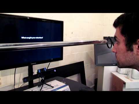 Eye Tracking Interactive - Iteration 2