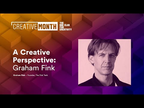 A Creative Perspective | Graham Fink