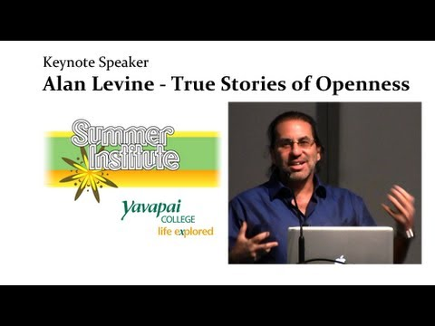 True Stories of Openness