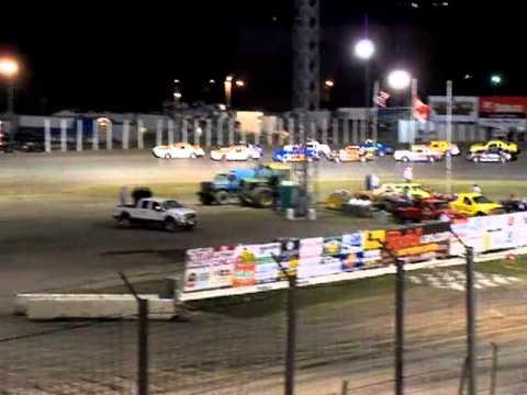 River Cities Speedway, Wissota Street Stock Feature 9-7-2012