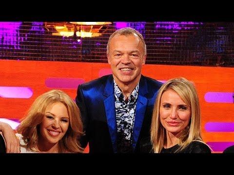 CAMERON DIAZ's & KYLIE MINOGUE's Worst Wax Figures  The Graham Norton  on BBC America