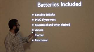 Lift and why it rocks, Part 1 Lecture