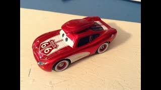 Disney Cars Road Trip McQueen Review