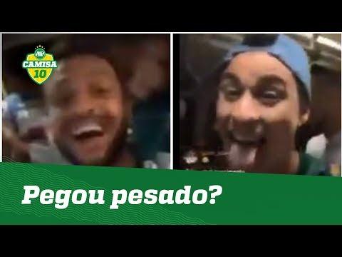 Pegou pesado? Diogo Barbosa ZOA Atlético-MG! OLHA isso!