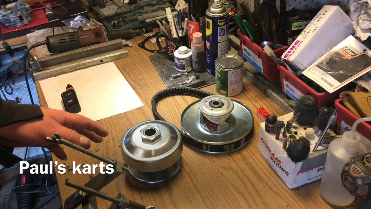 Comet 40 series torque converter // making it work properly //  maintenance// mods