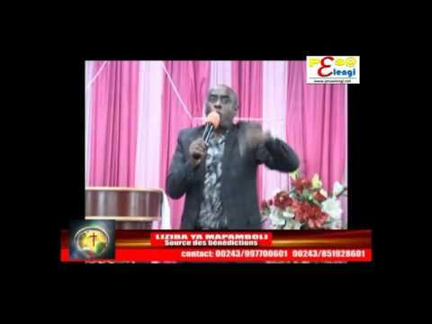 LA SOURCE DES BENEDICTIONS AVEC LE BISHOP KISONGO PHILEMON