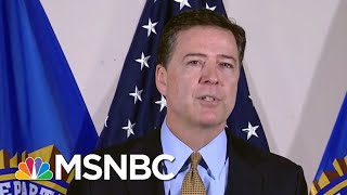 James Comey Memos: Fast Facts | The Last Word | MSNBC