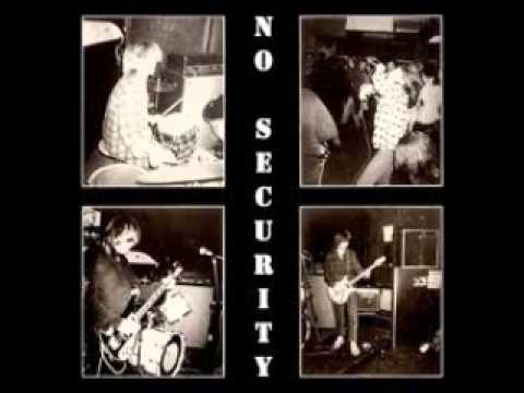 DOOM - NO SECURITY - Bury the Debt - Not the Dead (FULL SPLIT) 1989
