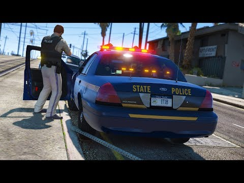 LSPDFR - Day 707 - New York State Police