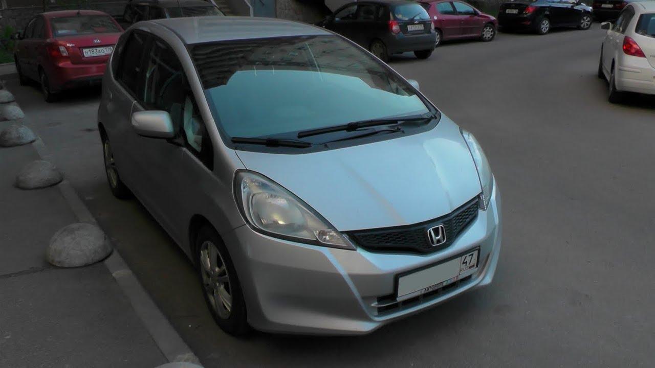 Выбираем бу авто Honda Jazz 2 (бюджет 500-550тр)