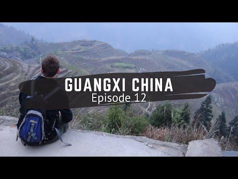 Guangxi China - Backpacking China - Episode 12