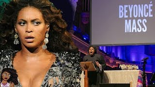 Beyonce Mass Held In California Church | Disrespectful Or Not?