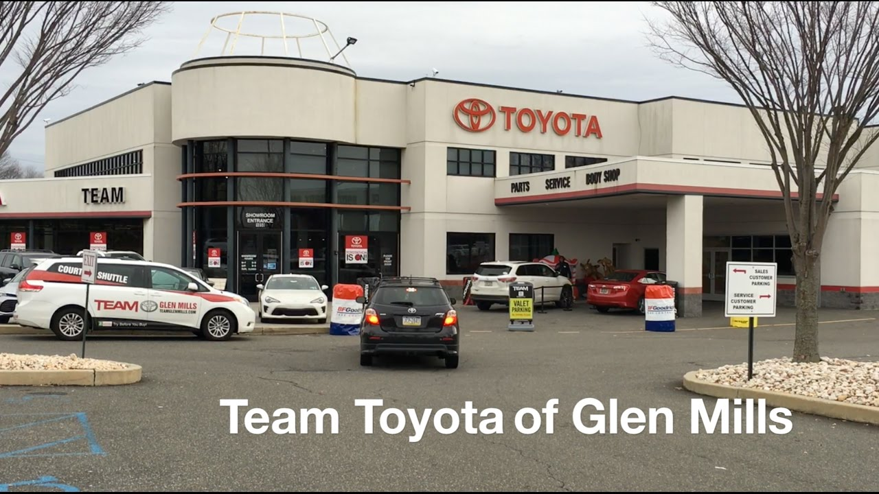 Delightful Service Center Grand Opening   Team Toyota Of Glen Mills