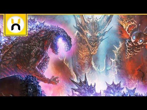 Toho Scraps Shin Godzilla 2 for NEW Cinematic Universe