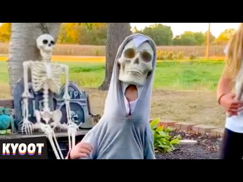 Hope He Goes to School That Way! 😂💀| Baby Cute Funny Moments | Kyoot