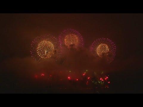 Feuerwerk Sonnwendfeier Oensingen 2018 (VCO Bild 1)