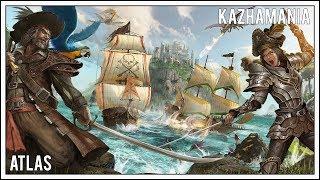Atlas | MMO Pirate à grande échelle qui arrive sur Steam !