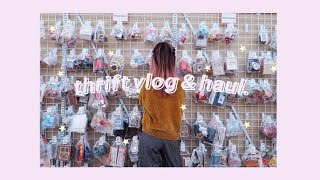 HOW I THRIFT (& what I bought) | CatCreature