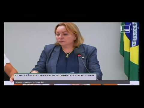 DEFESA DOS DIREITOS DA MULHER - Reunião Deliberativa - 09/08/2016 - 15:52