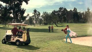Super Heroe Pasante - Golf