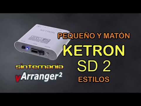 Modulo de sonidos GM KETRON SD2