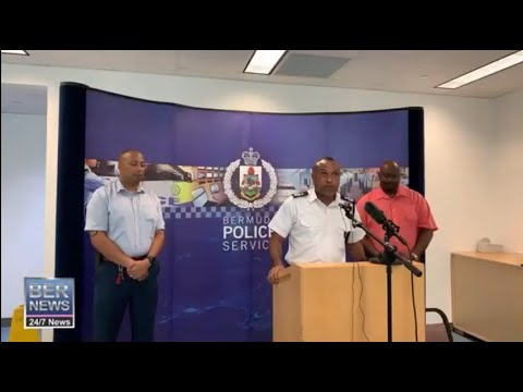 Police Press Conference On Fatal Incident & Shooting, July 8 2020